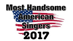 Most Handsome American Singers 2017 Poll