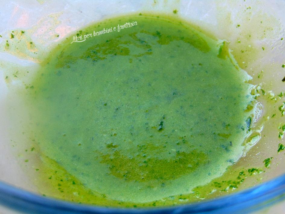 salsa di basilico