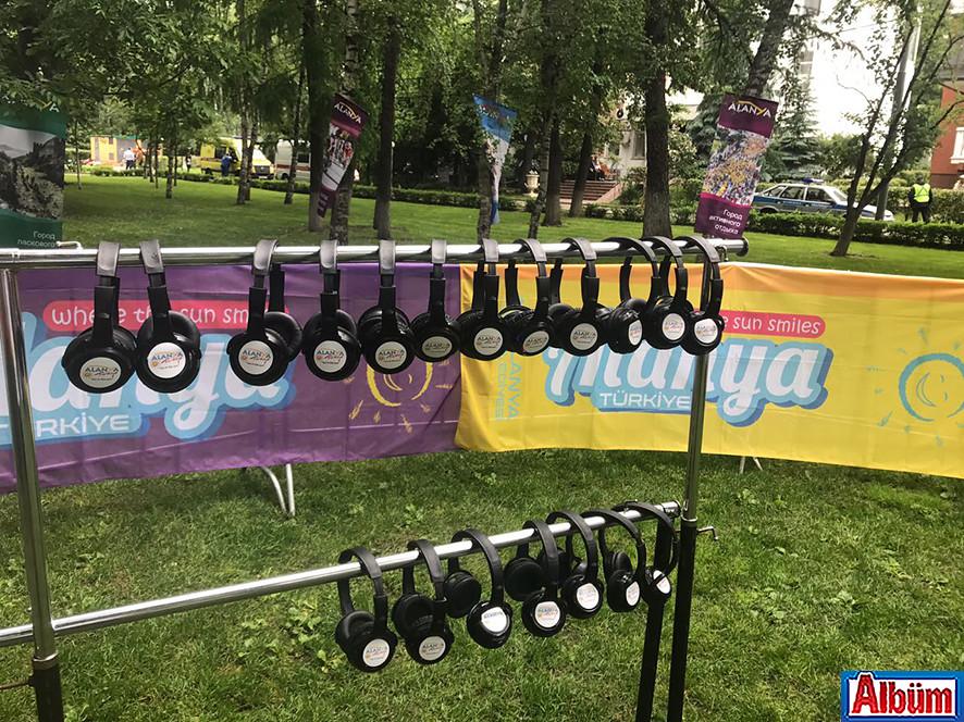 Moskova Krasnaya Presnya Parkı Türkiye Festivali11
