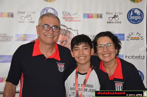 5º Torneio Amigos do Judô Itapira 21.05.2017 - Pódios atletas