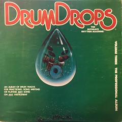 JOEY D. VIEIRA:DRUM DROPS VOLUME 3(JACKET A)