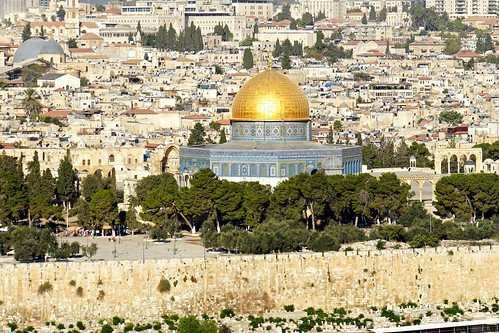 Israel-06504 - Dome of the Rock | by archer10 (Dennis) 137M Views