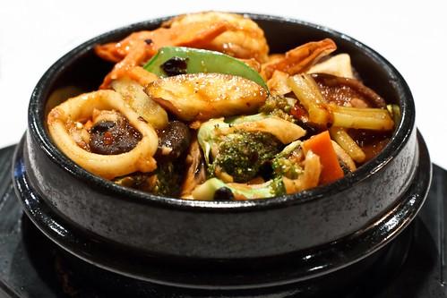 Szechwan Seafood Mix