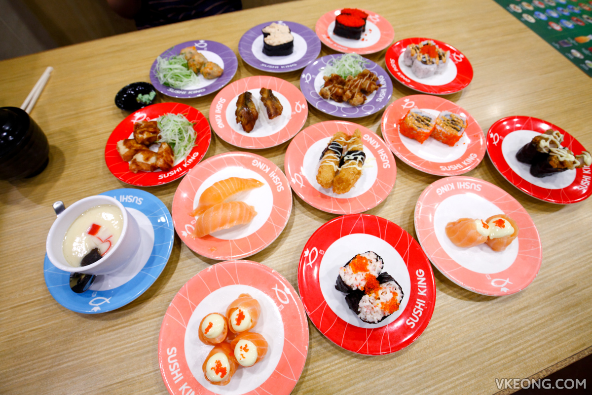 Sushi King Sushi Buffet