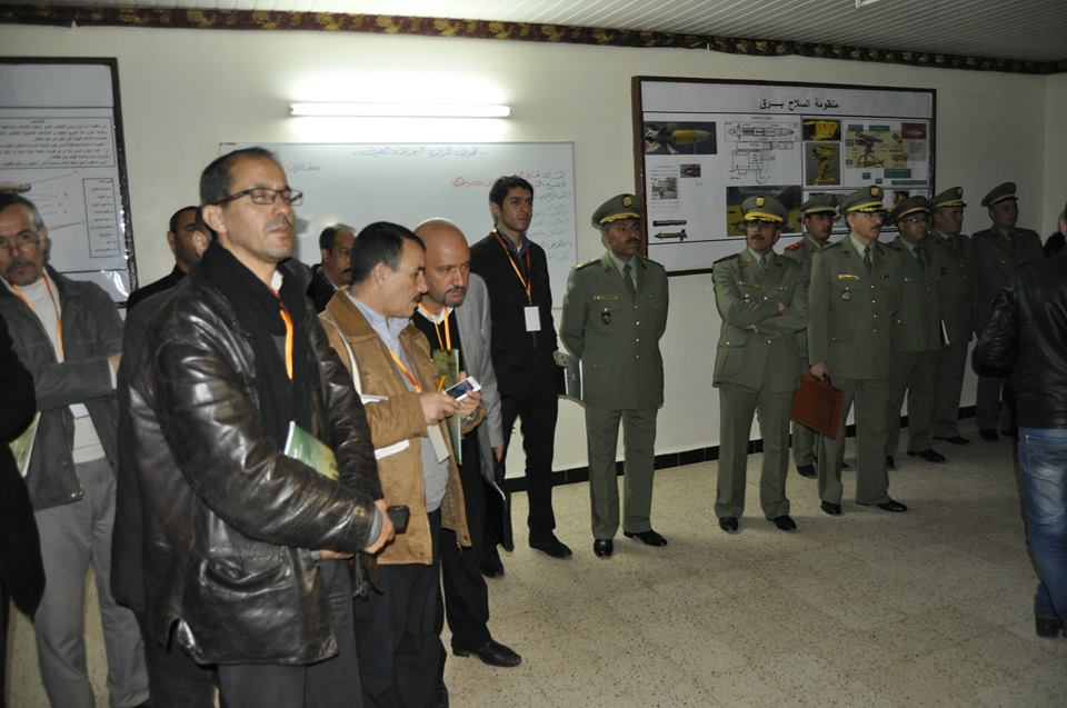القوات البرية الجزائرية [  Missiles Anti-Chars ]   - صفحة 2 34167255643_3a4157dfbd_o