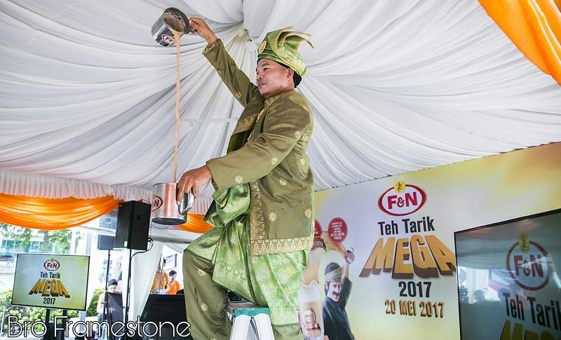 F&N Teh Tarik Mega 2017