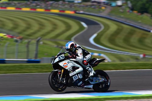 Raffaele De Rosa, BMW S 1000 RR, World Superbike Championship, Donington Park 2017