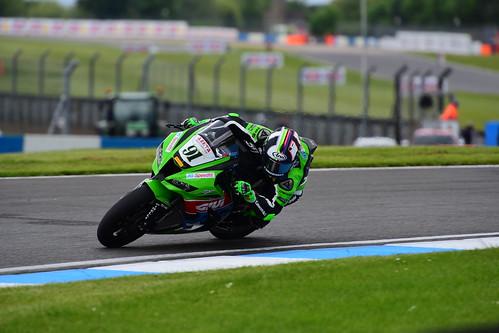Leon Haslam, Kawasaki ZX-10RR, World Superbike Championship, Donington Park 2017