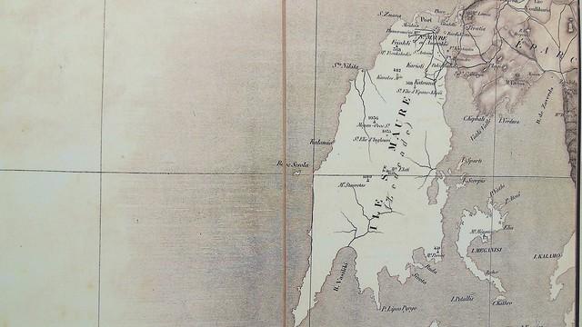 Galliki stratiotiki xartografiki apostoli 1852