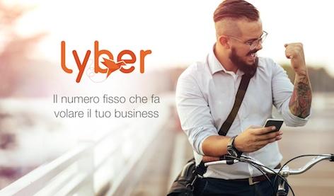 Lyber Logo