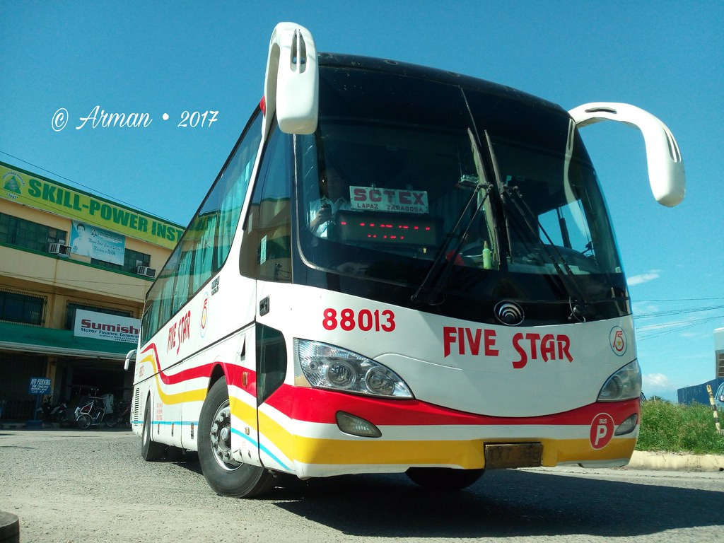 Five Star Bus 88013 By Armandoagapito