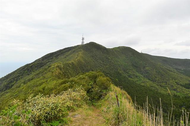 八丈島・三原山登山