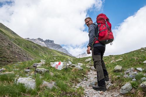 Trail @ Val da Ravais-ch GR