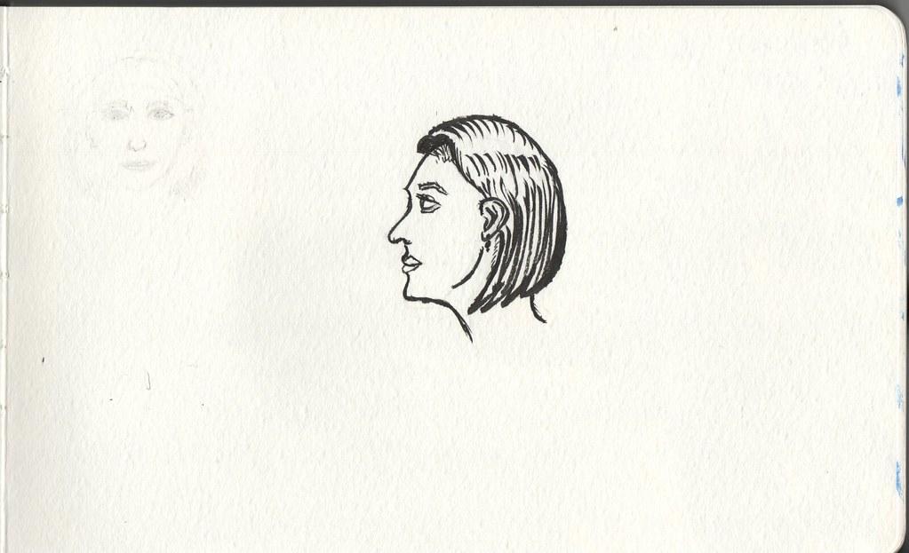 Sketchbook #1, page 4