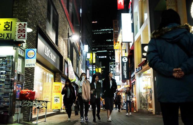 2 Patty Villegas - The Lifestyle Wanderer - Seoul - Korea - Wendys - Kimchi Chicken Fillet - Myeongdong -2
