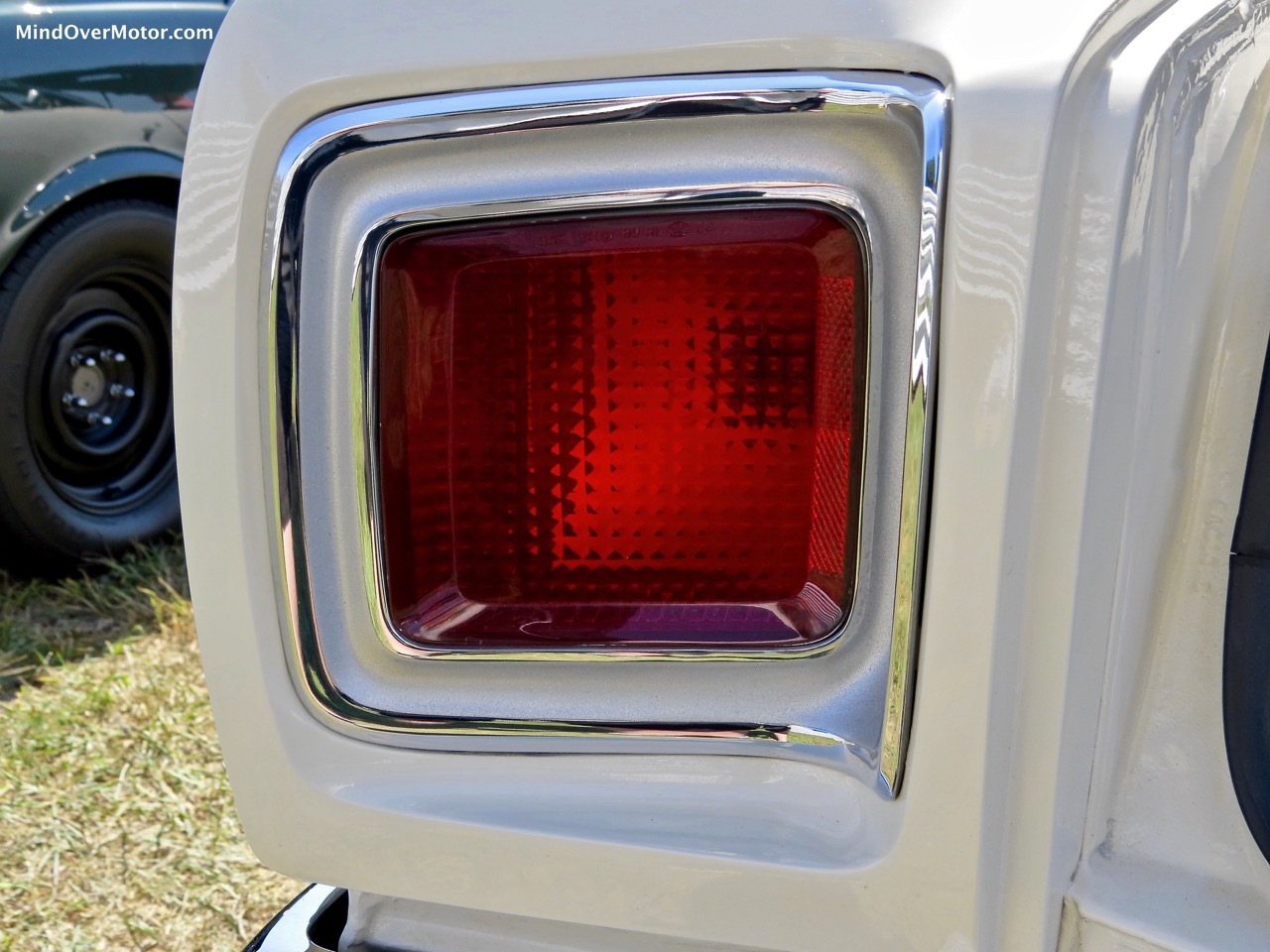 1969 M Code 4 Speed Road Runner Taillight