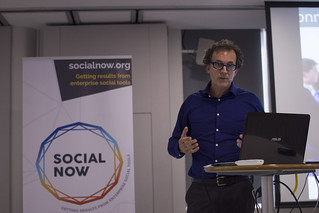 Social Now 2017 - Neil Usher
