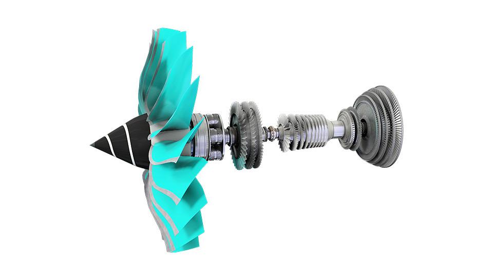 Rolls Royce White >> Rolls-Royce UltraFan: The Ultimate TurboFan | 25 per cent mo… | Flickr