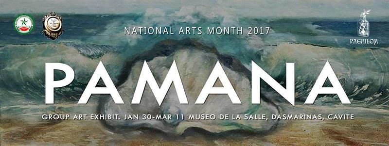 Pamana Group Art Exhibit