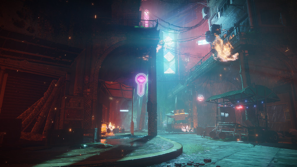 Destiny 2 Environment Art