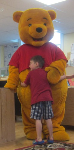 hugs for Pooh