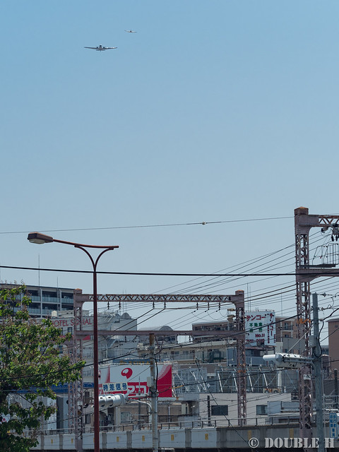 BREITLING DC-3 over Osaka City (18)