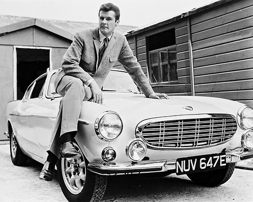 Roger Moore - The Saint - 2