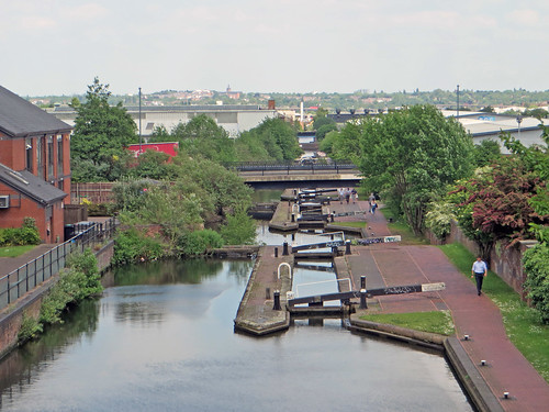 Aston locks | by diamond geezer