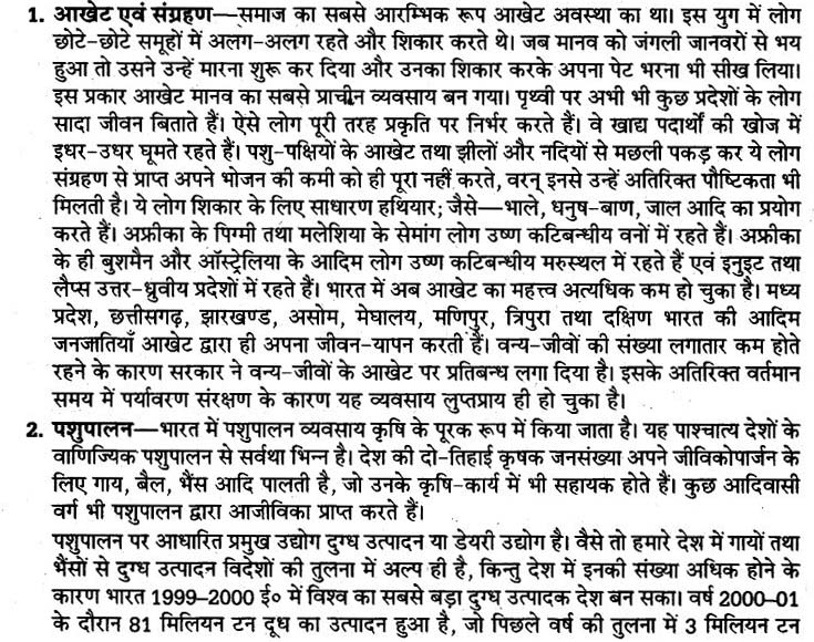 up-board-solutions-class-10-social-science-manviy-samsadhn-vyavasay-2