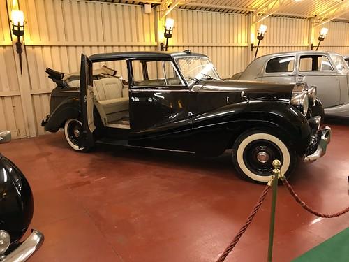 Rolls Royce descapotado