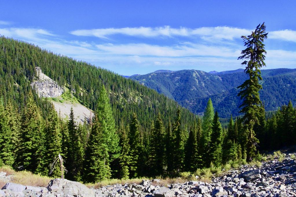 Revett Lake Trail