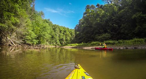 Lake Keowee and Estatoe Creek-26