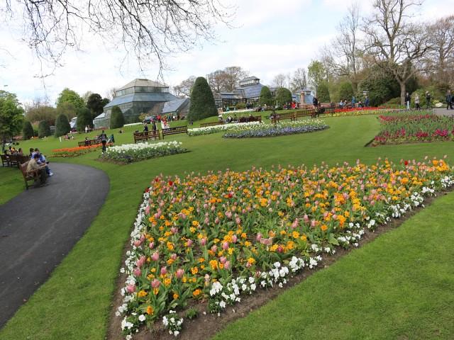 gradina botanica obiective turistice Glasgow 2
