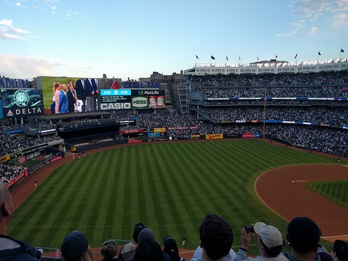 Derek Jeter's Number Retirement Ceremony