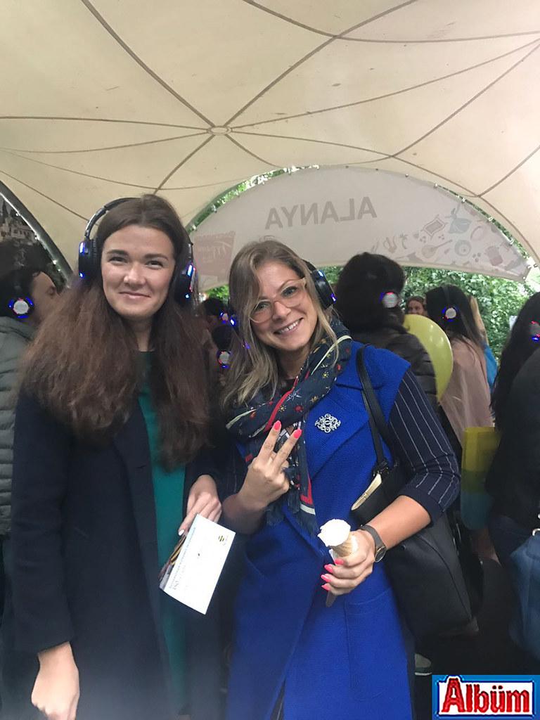 Moskova Krasnaya Presnya Parkı Türkiye Festivali8