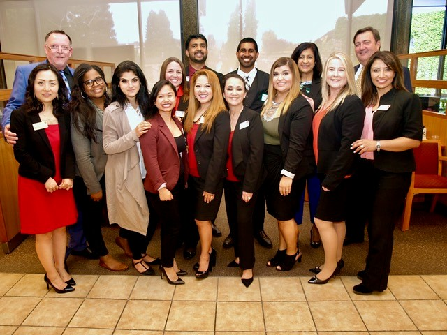 May 24, 2017 - Mixer at Wells Fargo Bank