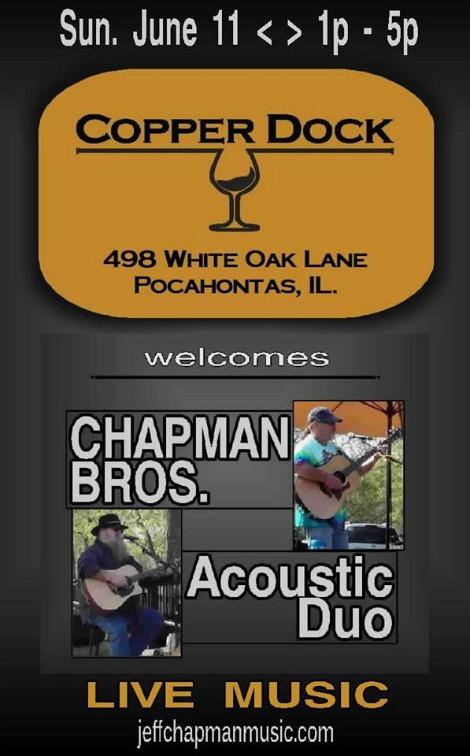 Chapman Bros 6-11-17