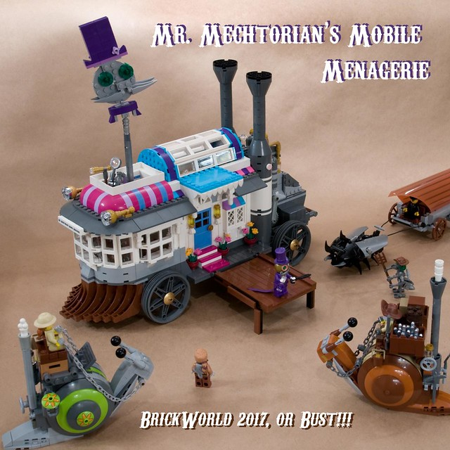 Mr. Mechtorian's Mobile Menagerie