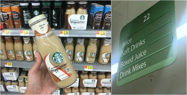Starbucks Bottled Frappuccino Tanvii.com