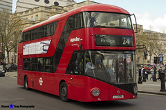 Wrightbus NRM NBFL - LTZ 1096 - LT96 - Pimlico 24 - Metroline - London 2017 - Steven Gray - IMG_8736