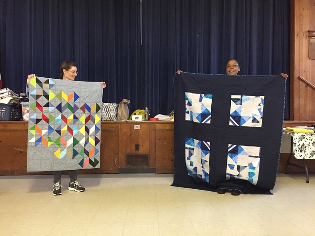 newbee finished quilts