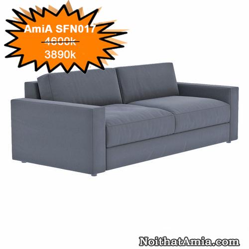 Hinh anh mau ghe sofa ni dep gia duoi 5 trieu AmiA SFN017