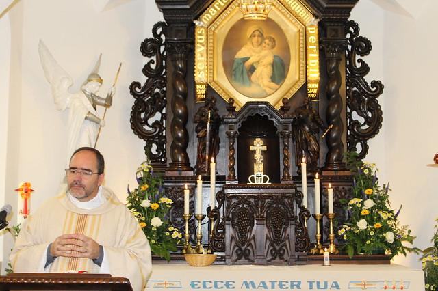 Peregrinación parroquial de City Bell