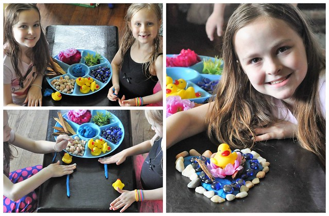 Rubber Ducks Play Dough Kit