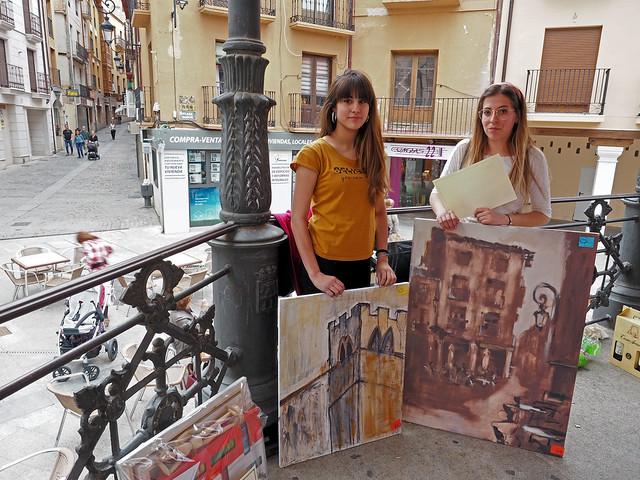 """XVII certamen de pintura """"Villa de Aranda"""""""