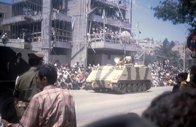 M113-parade-1968-idfa-2