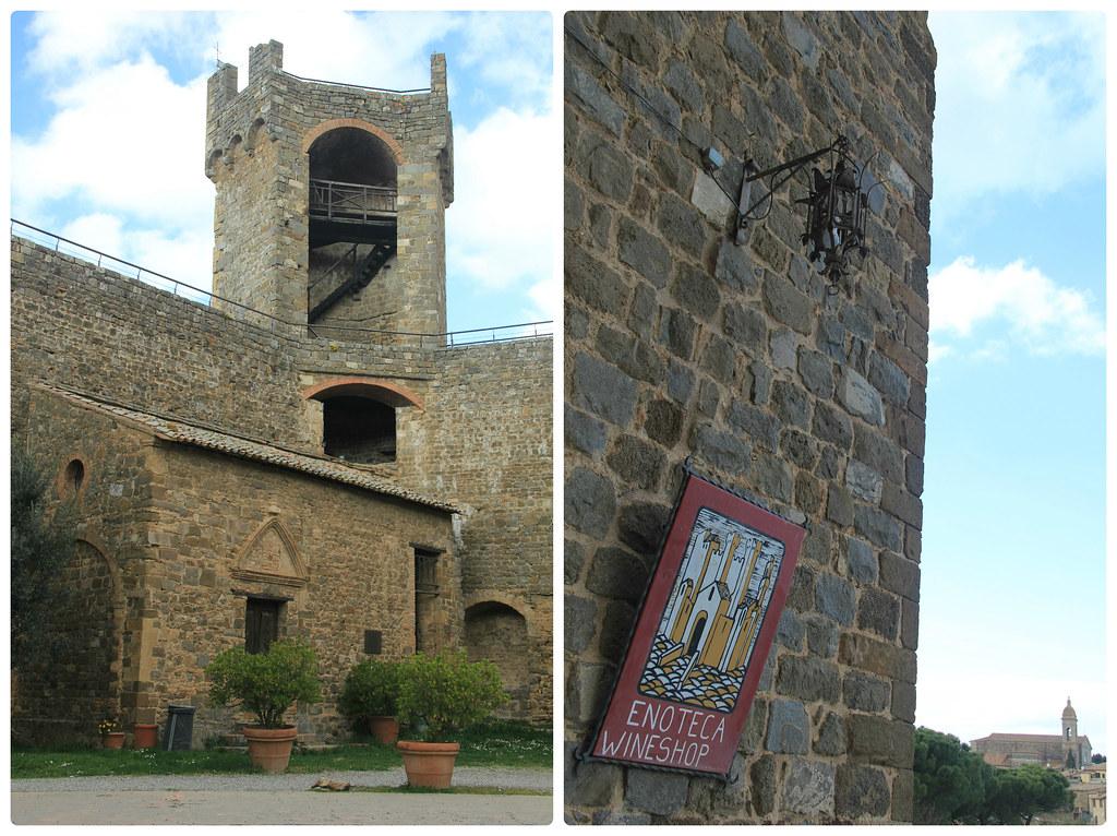 Fortress, Montalcino