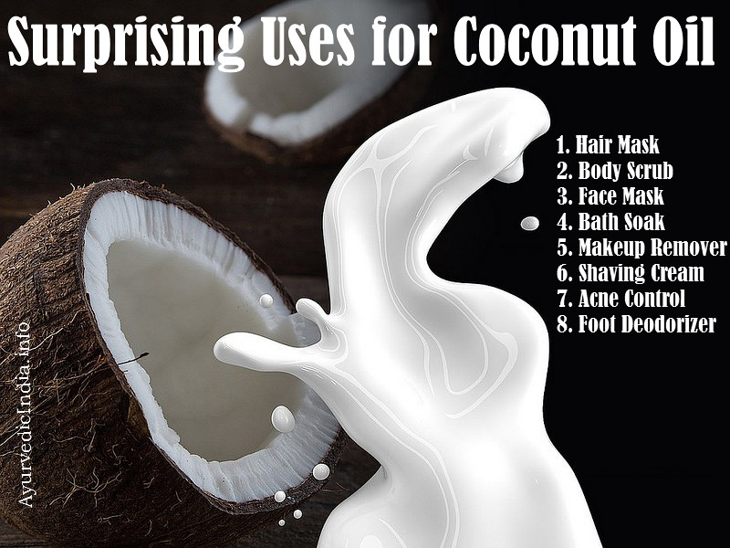 Surprising Uses for Coconut Oil