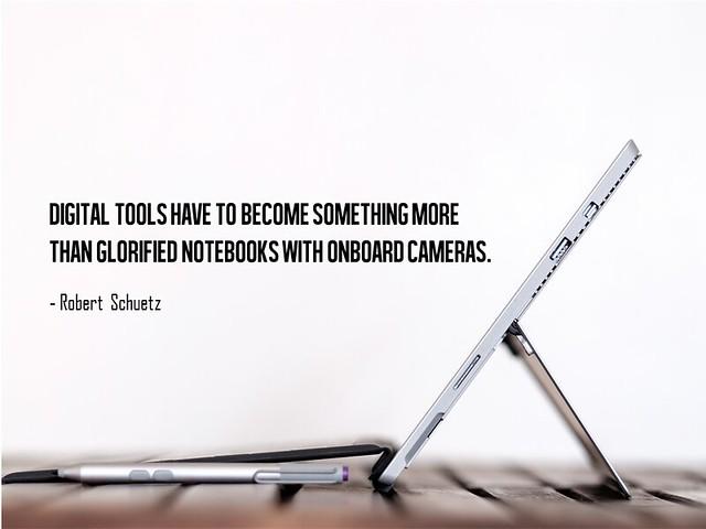 Slide - Glorified Notebooks
