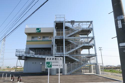 201705_岡田津波避難ビル(仙台市内)